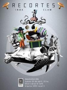 RECORTES - INDA CLAW @ OSLO, LIBROS Y CAFÉ - ROSARIO